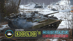 Модпак «Solo's Easy» от soloviyko для World of Tanks 1.4.1.2